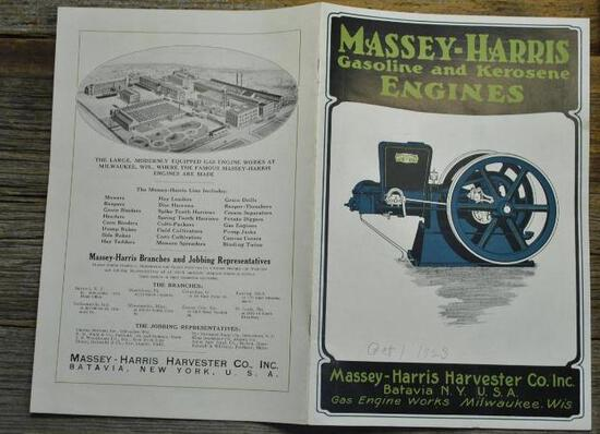 Worthington built Massey-Harris