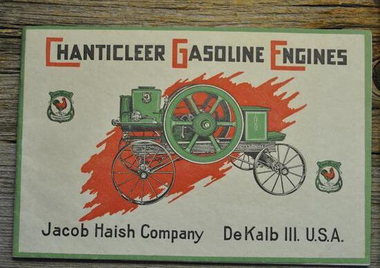 Chanticleer Gasoline Engines