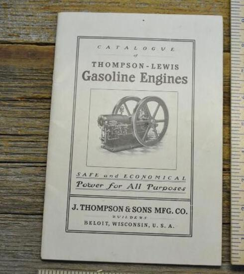 Thompson Lewis Catalog