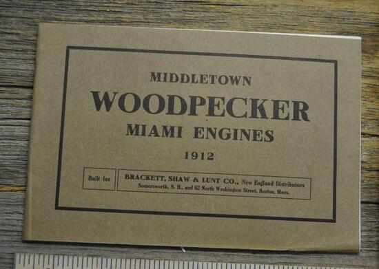 Middletown Woodpecker Miami Engines
