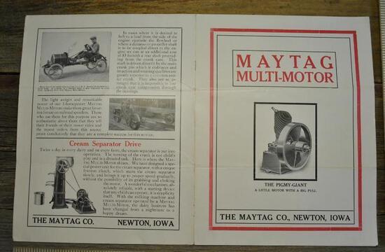 Maytag Multi Motors