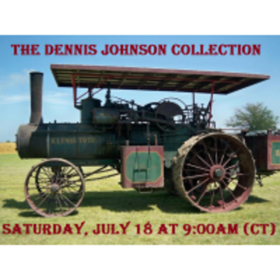 The Dennis Johnson Collection - DATE CHANGE