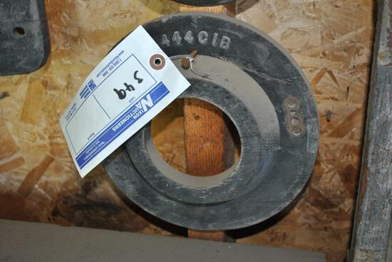 Round Bearing Carrier Casting Pattern