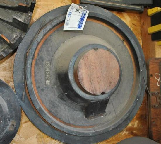 Round Pulley Casting Pattern