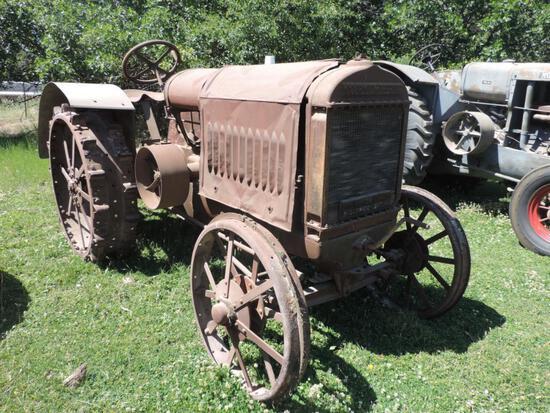 McCormick-Deering 10-20 Tractor