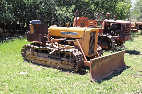 John Deere 440 Crawler W/ Three Point (no top link) and Blade