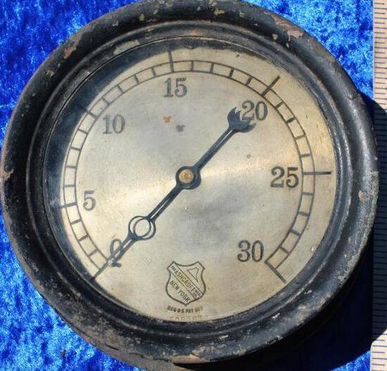 Ashcroft Steam Gauge