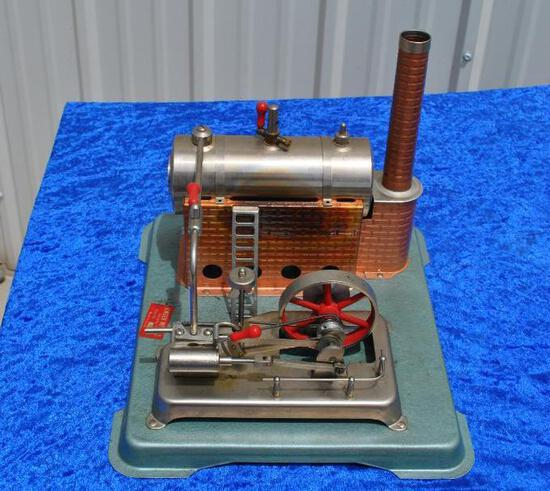 Jensen Mfg. Company Stationary Steam Engine