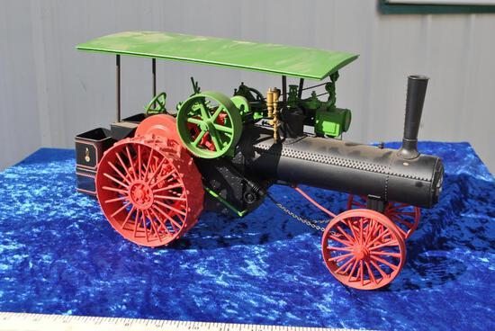 Ertl Millennium Case Steam Engine Farm Classics 1/16 Scale