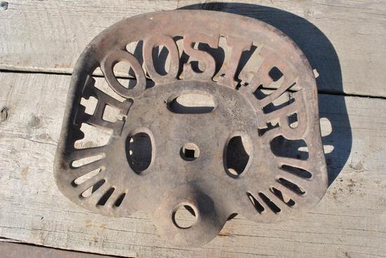 Hoosier Cast Iron Seat