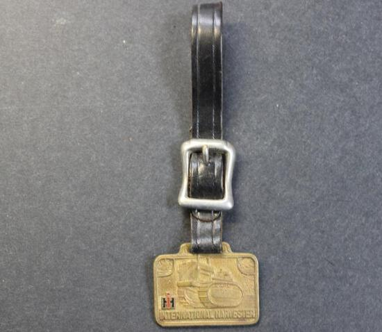 Original IHC Crawler Watch Fob