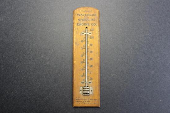 Waterloo Gas Engine Thermometer