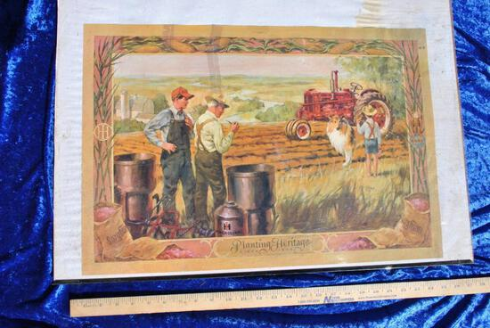 Planting Heritage Print