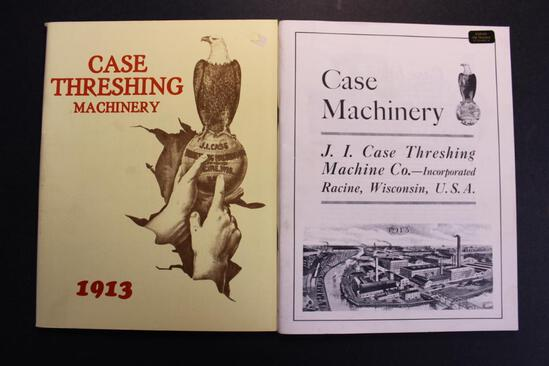 Case Machinery Books