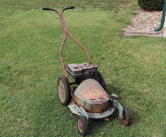 Fairbanks - Morse PathFinder Vintage Mower