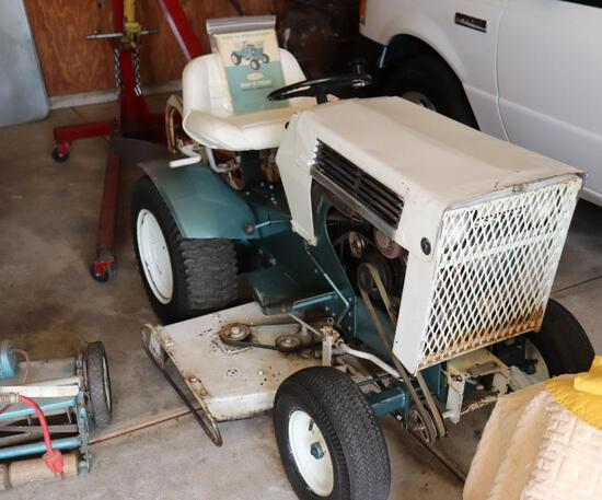 Sears Super 12 Garden Tractor