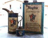 Maytag Oil Cans