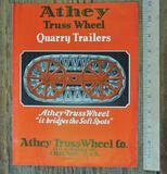 Athey Truss Wheel Quarry Trailers