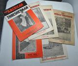 The American Thresherman Magazine Lot
