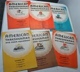 American Threshermen & Farm Equipment Magazine Lot