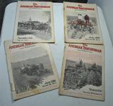 American Thresherman Magazine Lot
