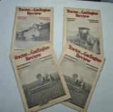 Tractor & Gas Engine Review Magazine Lot