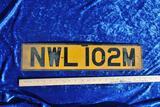NWL 102M Sign