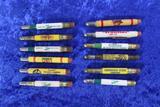 Seed Brand Bullet Pencils