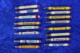 Seed Dealers Bullet Pencils