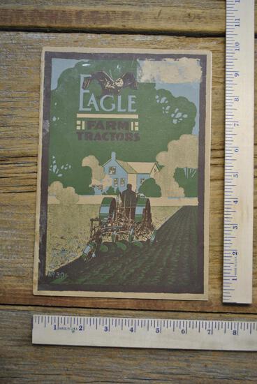 Eagle Farm Tractors Literature
