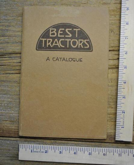 "The Best Tractors ""A Catalogue"""