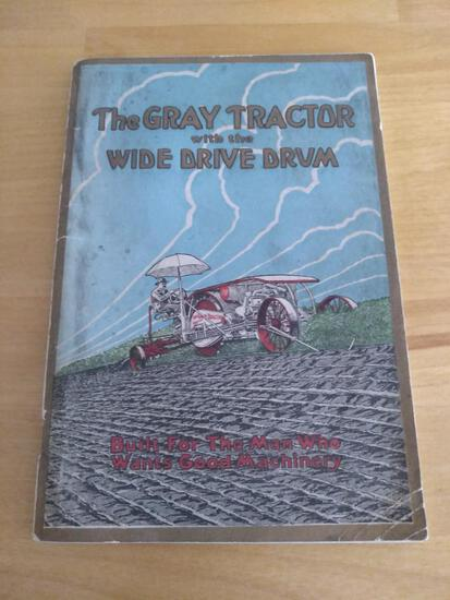 The Gray Tractor Literature
