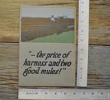Rare 1915 Sampson Sieve Grip Tractor Co Stockton Cal. Catalog