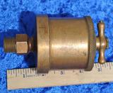 Brass No. 3 Lunkenheimer Automatic Greaser