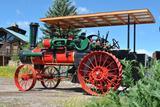 45 HP Case Steam Engine