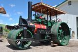 10 Ton Buffalo Springfield Roller