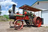 60 HP Case Steam Engine