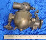 Schebler Brass Carburetor