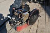 Lauson Hit & Miss Engine