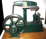 Stuart Walking Beam Steam Engine
