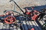 The American Farm Machinery Minneapolis Minn. Garden Tractor