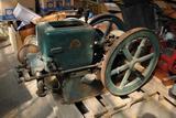 5 HP Fuller & Johnson Stationary Engine