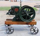 1 1/2 HP Fuller & Johnson Stationary Engine