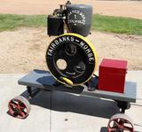 Fairbanks Morse Eclipse Stationary Engine