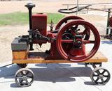 Associated Stationary Engine
