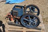 3HP Type NB Fuller & Johnson Engine