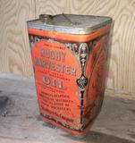 Ruddy Harvester Oil Can
