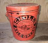 Axle Grease Cans