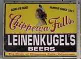 Leinenkugel's Beer sign