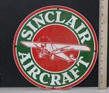 Sinclair Porcelain Sign